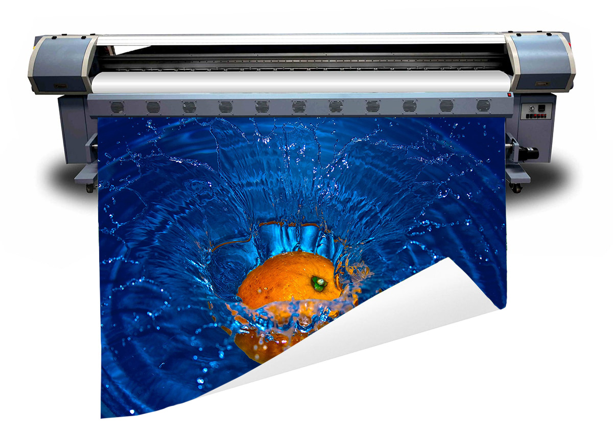 Принтер для широкоформатной печати