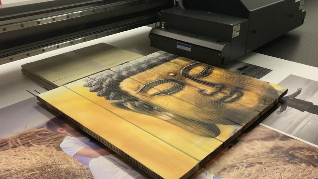 Печать 3D-изображений
