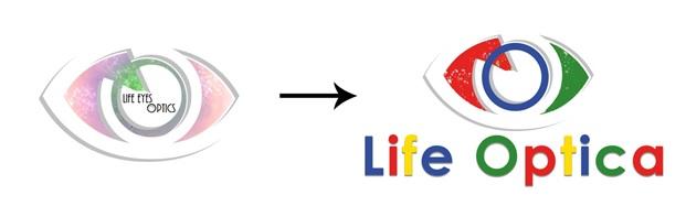 Реставрация логотипа