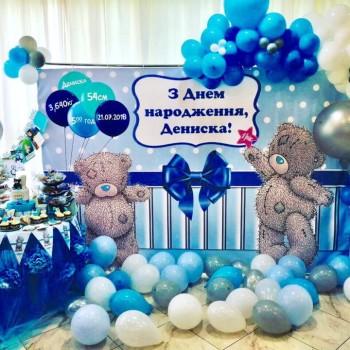 Баннер с Днем Рождения