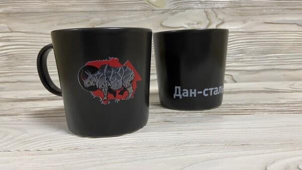Изготовление чашек Дан-Сталь